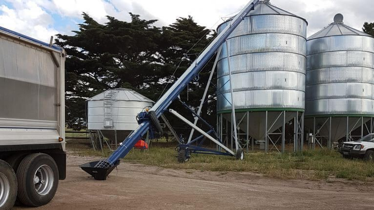 Do you want to take the Strain from moving your Grain? image