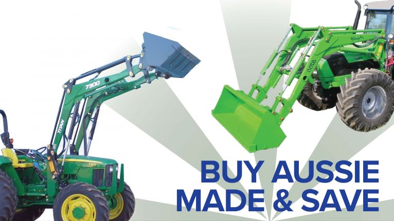 AUTUMN PROMO - Front End Loaders image