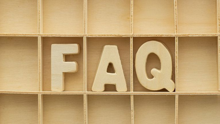Frequently Asked Questions Answered! image