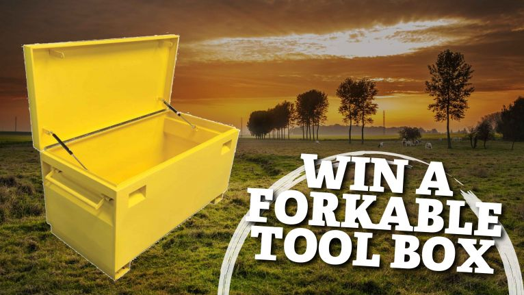 May - WIN a Forkable ToolBox Raffle image