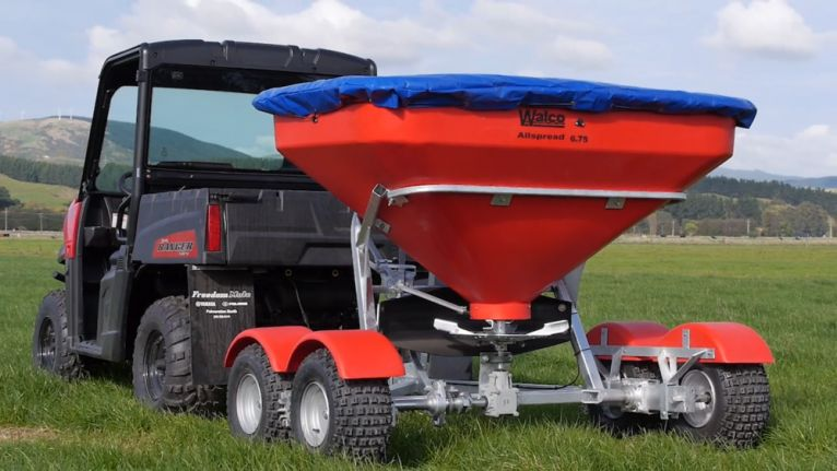 Walco Spreaders - Full Range image
