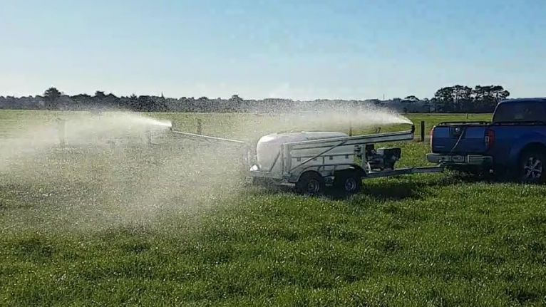 Walco Allspray - for the application of liquid fertiliser image