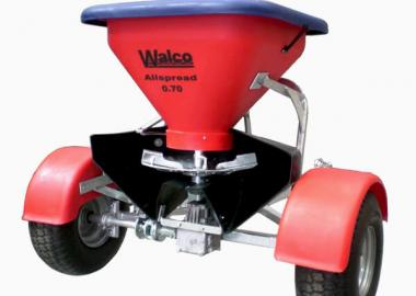 Walco Allspread 0.7 Single Axle Trailing Spreader from $2937