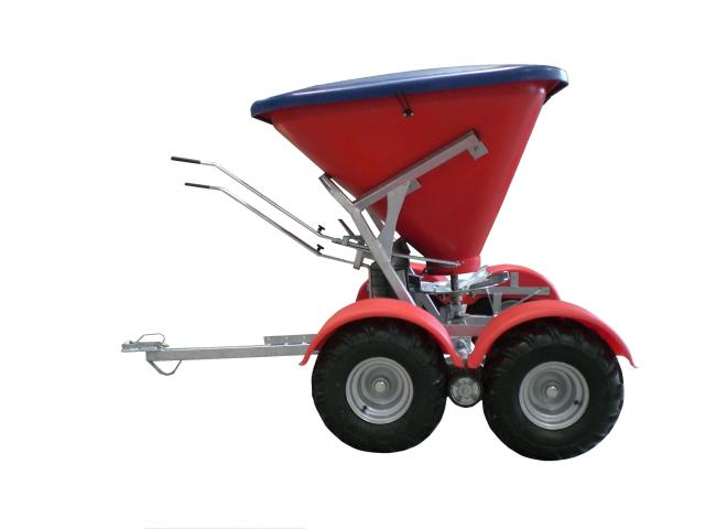 nss3-50tdmg — Walco Allspread 3.50 Trailing Tandem Axle Spreader - from $5893