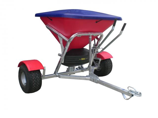 nss3-50wa — Walco Allspread 3.50 Trailing Single Axle - Wide Wheel Base Spreader - from $4518