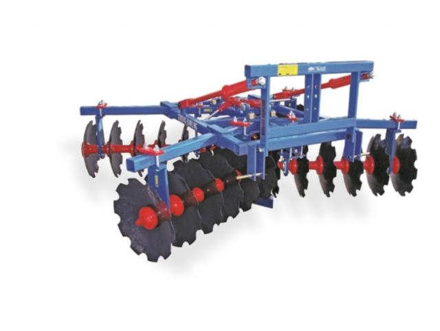 p1-03 — TH30 Heavy Linkage Tandem Disc Plough