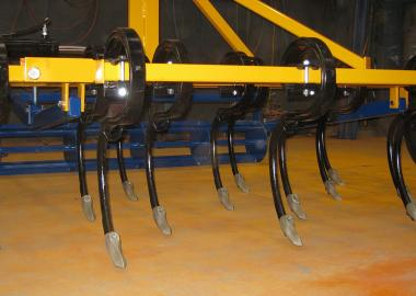 Heavy Duty Cultivator S Tines and Points