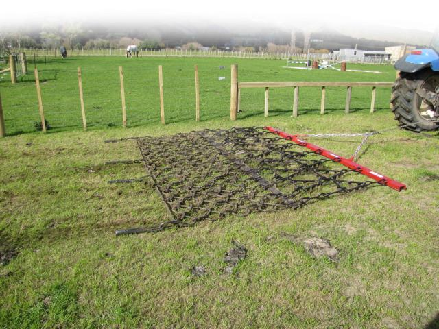 p2-54 — Redback Triangle & Chain Harrows - Heavy Duty