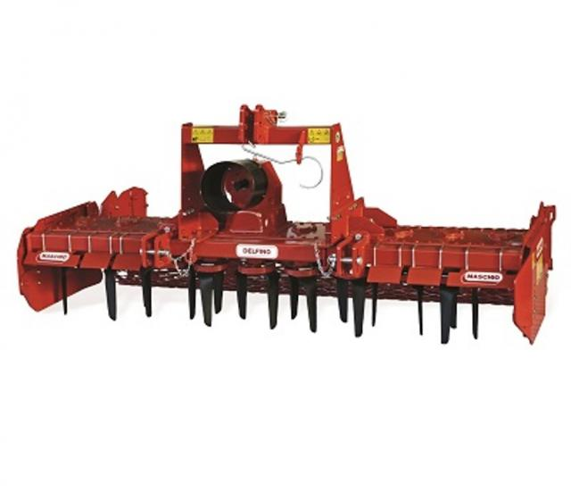 p2-57 — SPECIAL ORDER - DL Series - Power Harrow - (30-100 HP)