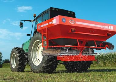 Agrex XDI (3000L/3000kg) Linkage Fertiliser Spreader