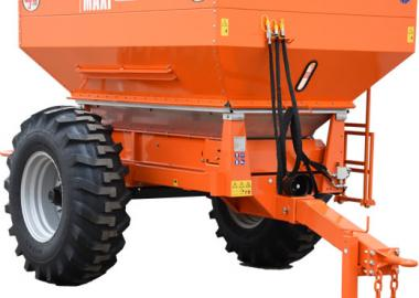 Agrex MAXI 7000 (6000L) Trailer Fertiliser Spreader