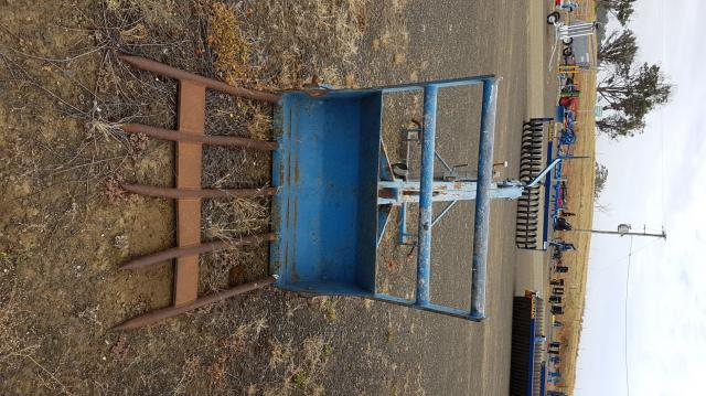 UM6465 — IN STOCK Used Rear End Loader (silage)