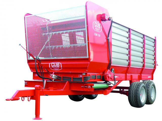 w13-37 — Feed Out Wagon