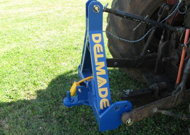 DELMADE 'Quicklink' Safety Hitch