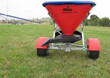Walco 'Side Dresser' Spreader Attachment