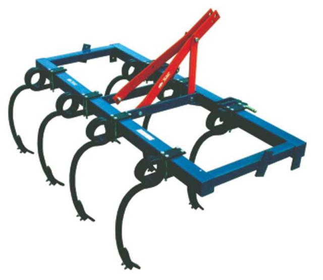 w2-07 — Coil Tine Chisel Plough