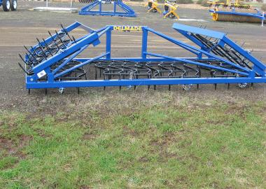 DELMADE Stump Jump Harrow Folding Lifts