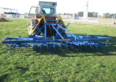 DELMADE Giant Harrow Bars and Frame