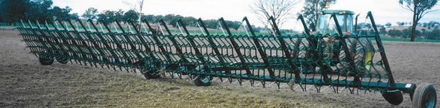 w2-22 — K-Line 900 Series Hydraulic Harrow Bar