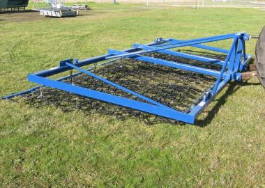 DELMADE Multi-Lift Harrow Frame