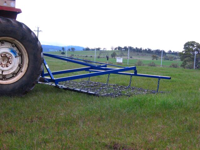 w2-26 — Pasture Harrows Lift Frame