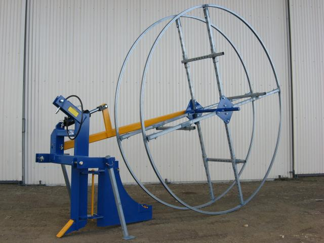 w2-36 — DELMADE Ripper/Pipelayer with Reel