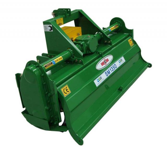 w2-41 — Wecan SM Series 15-30HP Rotary Hoe