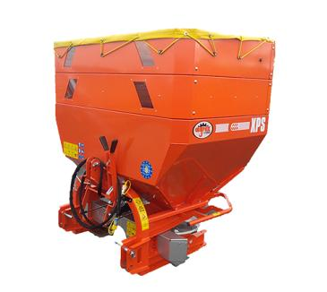 w4-11 — Agrex Fertiliser Spreader, XPS800, 800L / 1200kg
