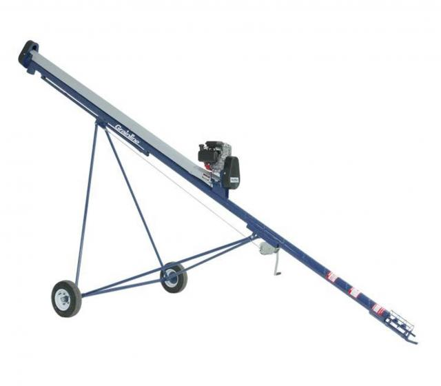 "w5-03 — Mini Mobile Augers,  4"" to 6"" dia, 5.5m or 8m long"